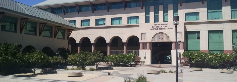 Just In Time Permits City Of La Van Nuys Office